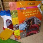 Comment vit-on sans maison - Torbillon - Les lectures de Liyah