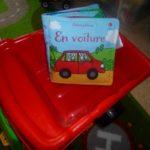 En voiture - Usborne - Les lectures de Liyah