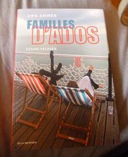 Familles d'ados - De la Martnière - Les lectures de Liyah