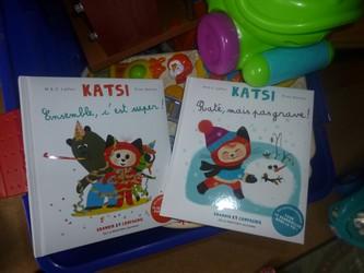 Katsi - La Martinière - Les lectures de Liyah