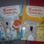 Kikeo et Ornicar - Nathan - Les lectures de Liyah