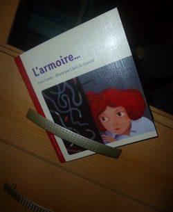 L'armoire - Grasset - Les lectures de Liyah