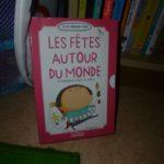 Les fetes autour du monde - Martiniere - Les lectures de Liyah