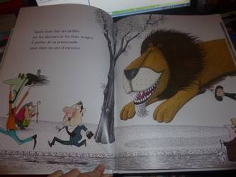 Les lions ne mangent pas de croquettes 1 - Seuil - Les lectures de Liyah