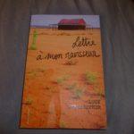Lettre a mon ravisseur - Gallimard - Les lectures de Liyah