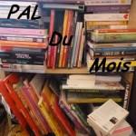 Logo PAL du mois - Les lectures de Liyah