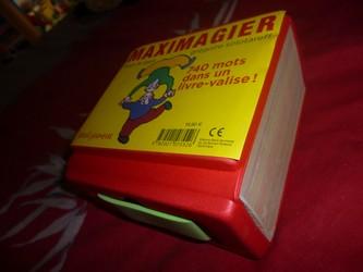 Maximagier - Seuil - Les lectures de Liyah
