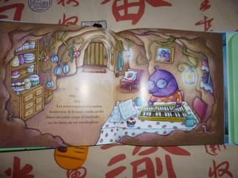 Mon petit livre musical  1 - usborne - Les lectures de Liyah