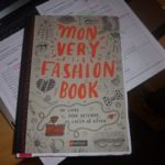 Mon very fashion book - Nathan - Les lectures de Liyah