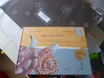 Peau de lapin - Motus - Les lectures de Liyah