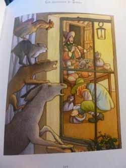Contes de Grimm 2 - Usborne - Les lectures de Liyah