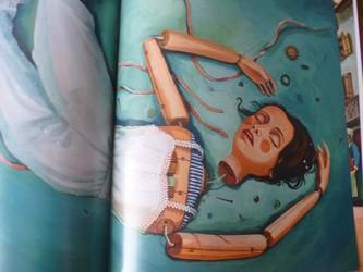Coppélia 2 - Seuil - Les lectures de Liyah