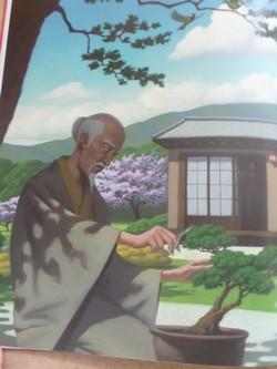 La fille du samouraï 1 - Albin Michel - Les lectures de Liyah
