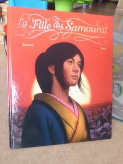 La fille du samouraï - Albin Michel - Les lectures de Liyah
