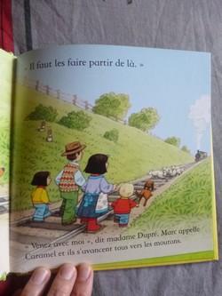 Les contes de la ferme 1 - Usborne - Les lectures de Liyah