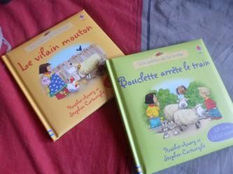 Les contes de la ferme - Usborne - Les lectures de Liyah