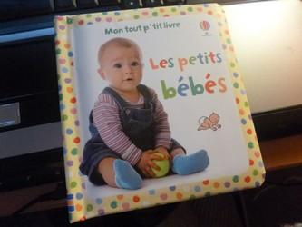 Les petits bébés - Usborne - Les lectures de Liyah