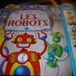 Les robots - Usborne - Les lectures de Liyah