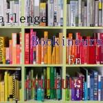 Logo challenge bookineurs en couleurs