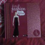 Mon journal fashion - Nathan - Les lectures de Liyah