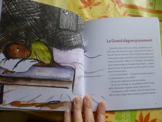 Pour un carré de chocolat 1 - Grasset - Les lectures de Liyah