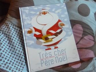 Très cher Père Noël - Martinière - Les lectures de Liyah