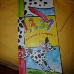 1 2 3 animaux à compter - Seuil - Les lectures de Liyah