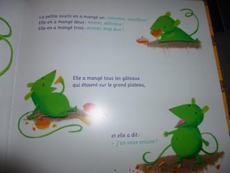 Et vogue la petite souris 2 - Didier - Les lectures de Liyah