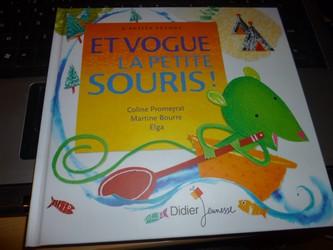Et vogue la petite souris - Didier - Les lectures de Liyah
