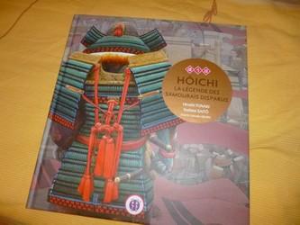 Hoichi samourai disparus - nobi nobi - Les lectures de Liyah