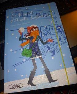 Journal d'Aurélie Laflamme -Desjardins - Les lectures de Liyah
