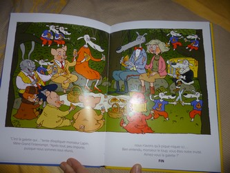 La galette à l'escampette 2 - Kaleidoscope - Les lectures de Liyah