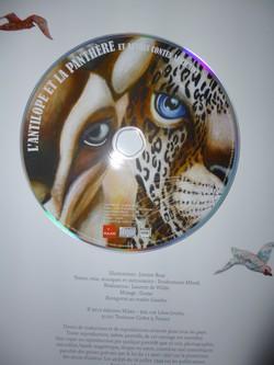 L'antilope et la panthère 3 - Milan - Les lectures de Liyah