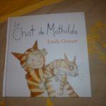 Le chat de Mathilde - Kaleidoscope - Les lectures de Liyah