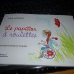 Le papillon à roulettes - Marie Garnier - Les lectures de Liyah