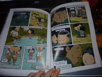 L'enfant cachée 1 - Lombard - Les lectures de Liyah