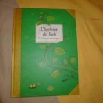 L'herbier de Jack - Petite Plume - Les lectures de Liyah