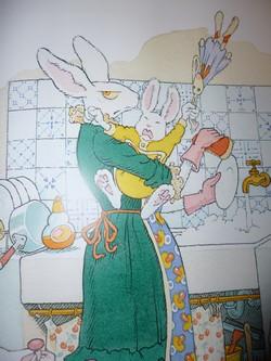 Madame le lapin blanc 1 - Seuil - Les lectures de Liyah