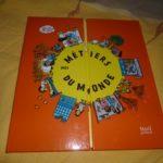 Mes métiers du monde - Seuil - Les lectures de Liyah