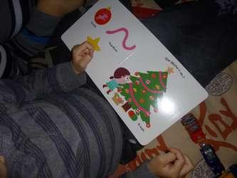 Mon imagier de Noël 2 - Nathan - Les lectures de Liyah