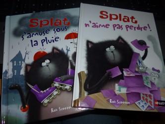 Splat - Nathan - Les lectures de Liyah