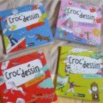 Croc dessin - Nathan - Les lectures de Liyah