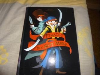 Pirates des sept mers - Nathan - Les lectures de Liyah
