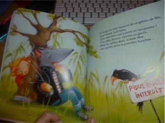 La galette du roi loup 1 - Lito - Les lectures de Liyah