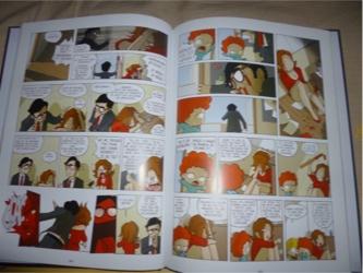 La vie de Norman 1 - Makaka - Les lectures de Liyah