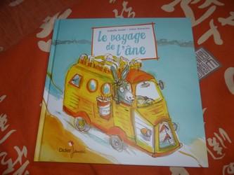 Le voyage de l'ane - Didier - Les lectures de Liyah