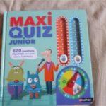 Maxi Quiz - Nathan - Les lectures de Liyah