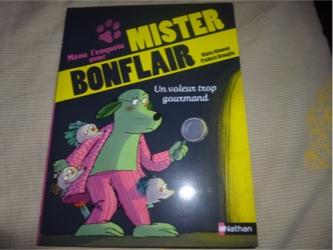 Mister Bonflair - Nathan - Les lectures de Liyah