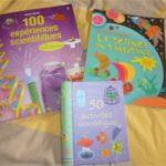 Activités scientifiques - Usborne - Les lectures de Liyah