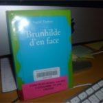 Brunhilde d'en face - Petite poche - Les lectures de Liyah